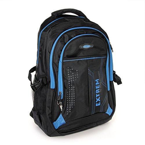 4c8cacc1f8333 großer Herren - Rucksack Schultasche Freizeittasche Markentasche Bag Street  Arbeitstasche