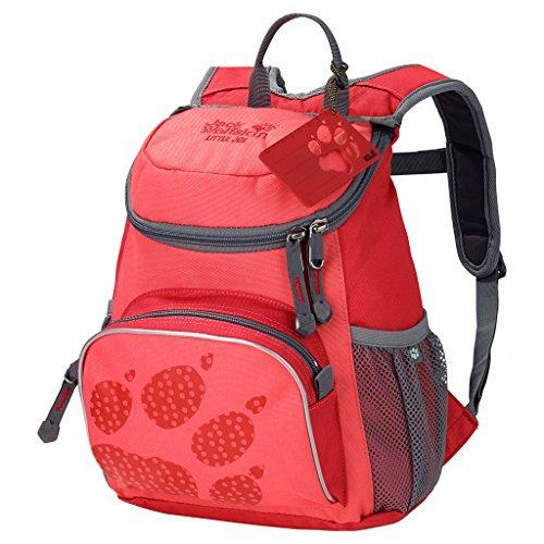 Zwei Mademoiselle Mr13 Rucksack Freizeitrucksack Laptoptasche Blood Rot Bequem Und Einfach Zu Tragen Reisen